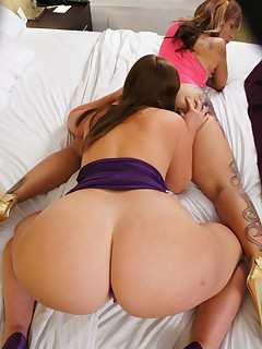 Featuring curvy figured ladies and great phat bums
