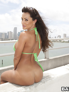 From her huge love muffins to her chubby ass Lisa Ann has been screwing her way to the top for decades.