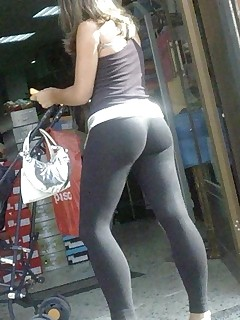 Hawt whores dressed, teasing and stripping in tight, shiny and hot spandex.