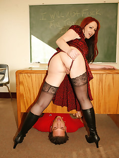 dude copulates his hot milf teacher