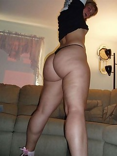 Huge booty sluts are fooling around, posing and teasing with their giant big asses