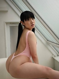 Hawt asian big ass and big butt chicks