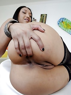 Hawt asian biggest ass and big ass babes