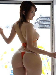 Sexy oriental tight ass and tight bum babes