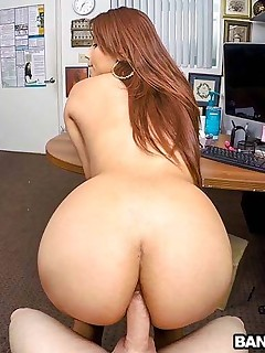 Amateur Latin babe 1st Time Anal On Cam