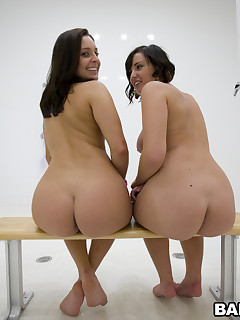 We brought in 2 big butts