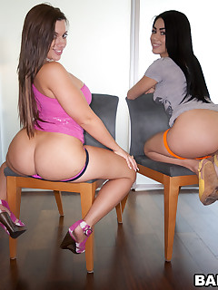 Summer Bailey and Vanessa..