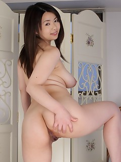 Hot asian massive bum and..