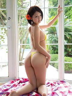 Sexy oriental giant ass and..