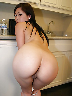 Hawt asian biggest ass and..