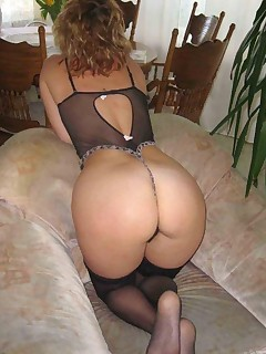 Amateur Buttocks