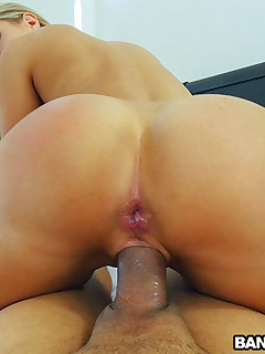 Candice Dare Does Anal To..