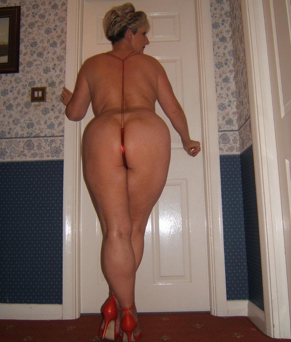 Фото женщин с большой жопой 50 лет